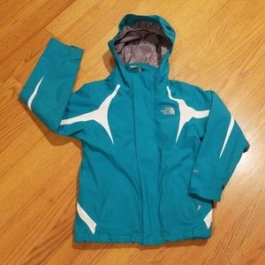 The North Face 2 in 1 Jacket Size S (7/8)
